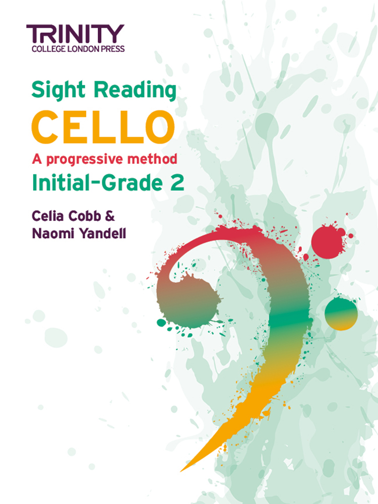 Trinity Cello Sight Reading Initial - Grade 2 Sheet Music