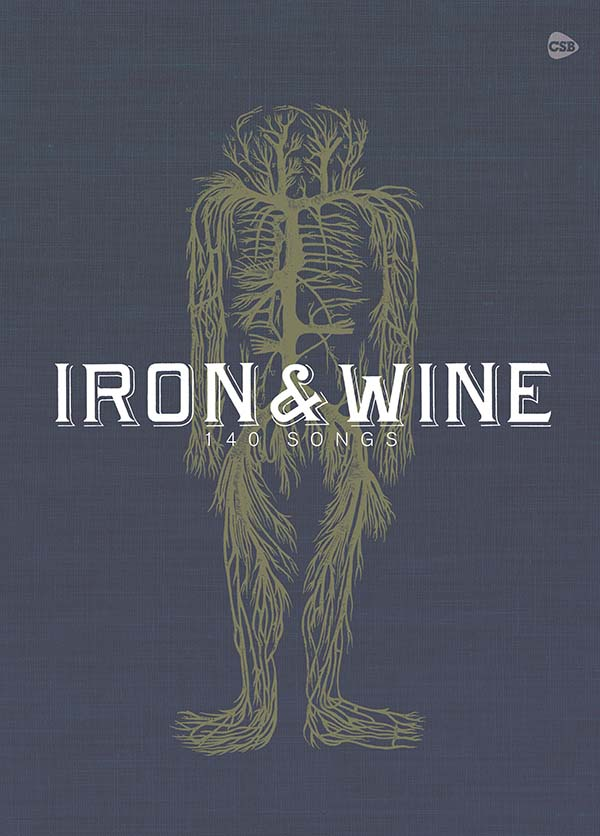 Iron & Wine The Songbook Chord Songbook Sheet Music