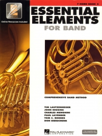 Essential Elements 2 F Horn Interactive Sheet Music