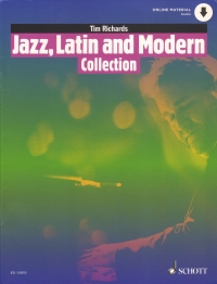 Jazz Latin & Modern Collection Richards Piano + On Sheet Music