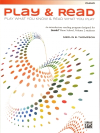 Play & Read Thompson Piano Sheet Music