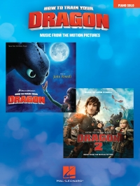 How To Train Your Dragon Music From First 2 Films Sheet Music
