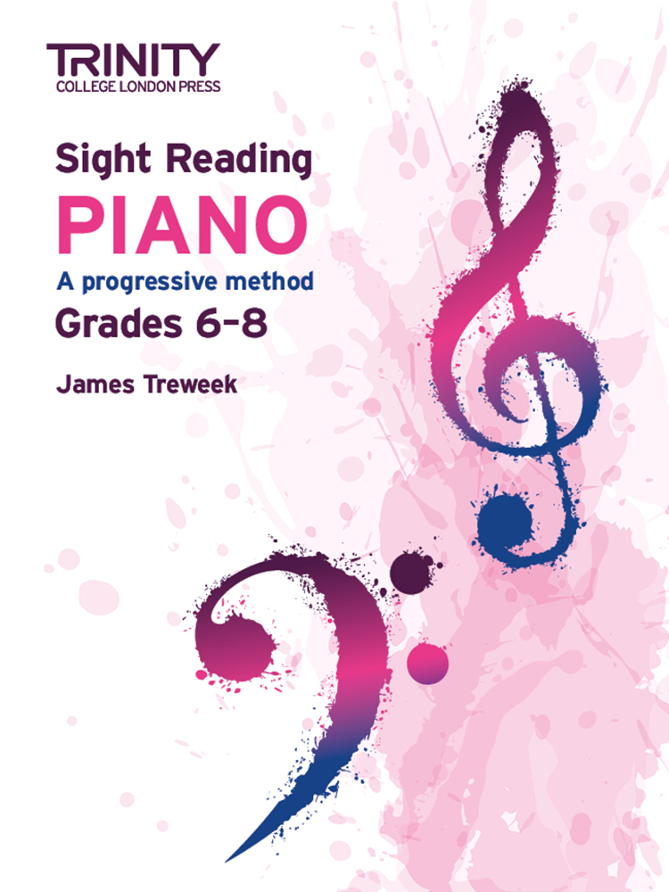 Trinity Piano Sight Reading Grades 6 - 8 Sheet Music