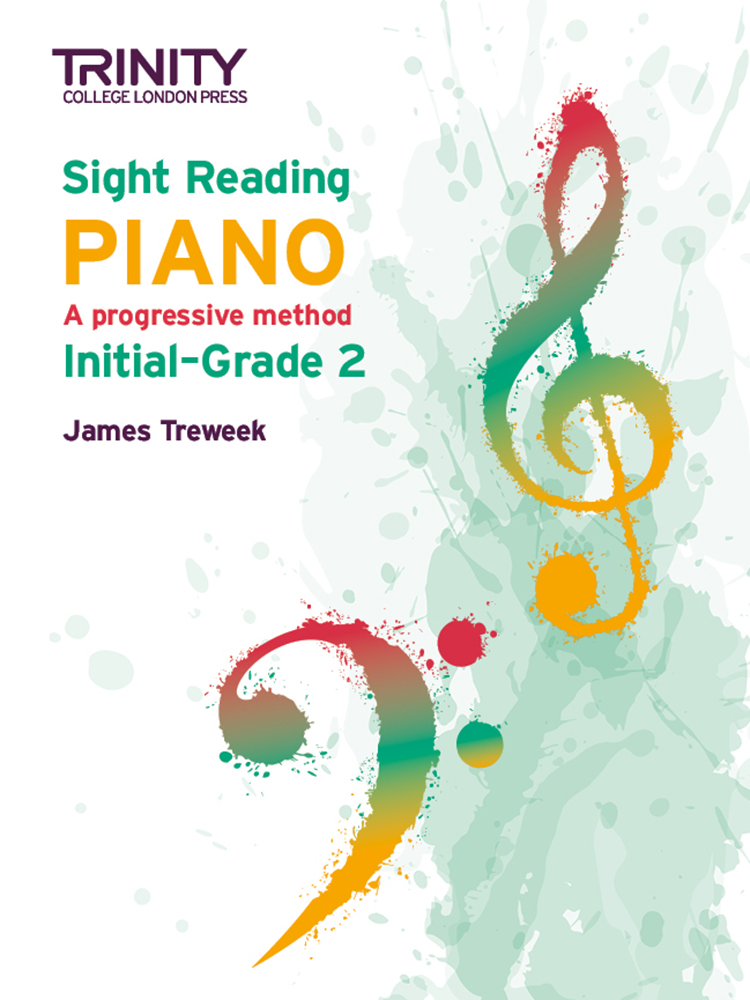 Trinity Piano Sight Reading Initial - Grade 2 Sheet Music