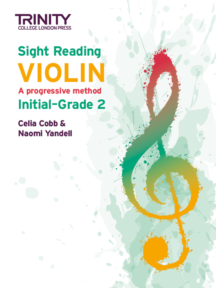 Trinity Violin Sight Reading Initial - Grade 2 Sheet Music