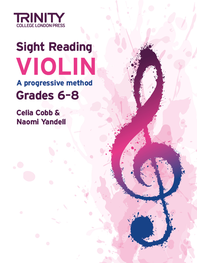 Trinity Violin Sight Reading Grades 6 - 8 Sheet Music