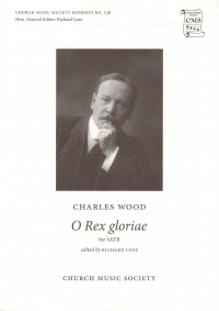 O Rex Gloriae Wood Satb Sheet Music