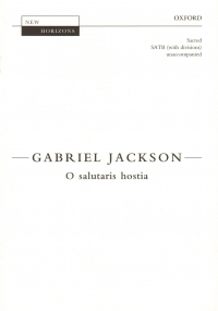O Salutaris Hostia Jackson Satb With Divisions Sheet Music