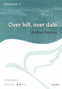 Over Hill Over Dale Ramsey Sa & Piano Sheet Music