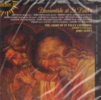 PASSIONTIDE AT ST. PAULS MUSIC CD