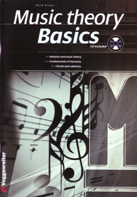 MUSIC THEORY BASICS Kraus Book & CD