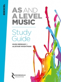 Edexcel As & A Level Music Study Guide Benham Sheet Music