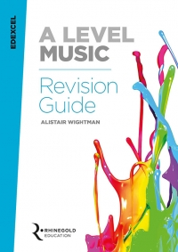 Edexcel A Level Music Revision Guide Wightman Sheet Music