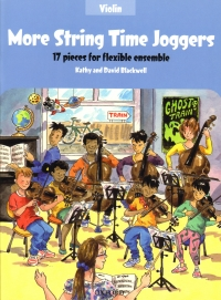 More String Time Joggers Blackwell Violin Sheet Music