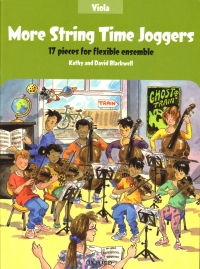More String Time Joggers Blackwell Viola Sheet Music