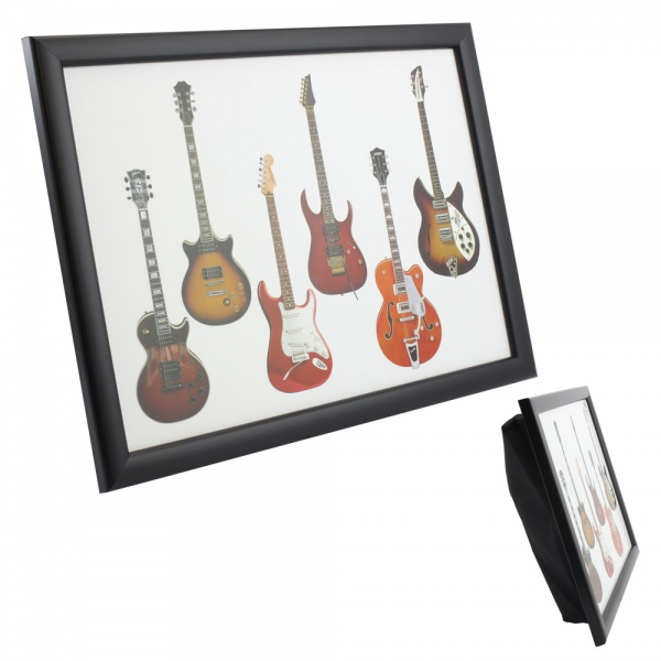 Guitars Lap Tray Sheet Music