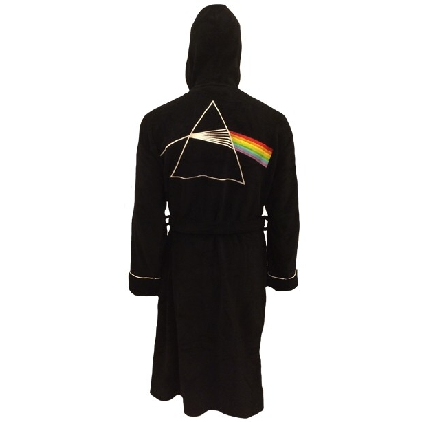 Pink Floyd Bathrobe Dark Side Adult One Size Sheet Music