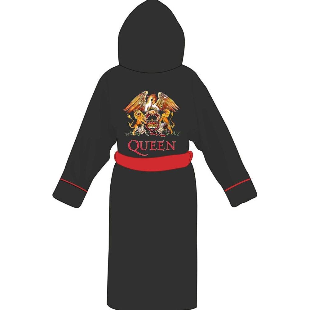Queen Bathrobe Crest Adult One Size Sheet Music