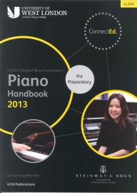 LCM Piano Exams from 2013