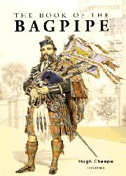 The Book Of The Bagpipe Cheape Hardback Sheet Music