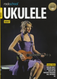 Rockschool Ukulele Debut + Download Sheet Music