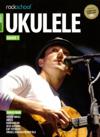 Rockschool Ukulele Grade 1 + Download Sheet Music