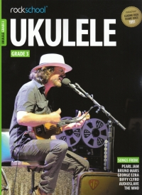 Rockschool Ukulele Grade 3 + Download Sheet Music