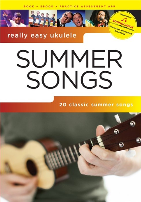 Really Easy Ukulele Summer Songs Sheet Music