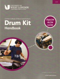 Lcm Drum Kit Handbook Diplcm Alcm Llcm + Cd Sheet Music