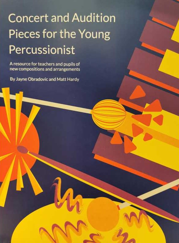 Concert And Audition Pieces Young Percussionist Sheet Music