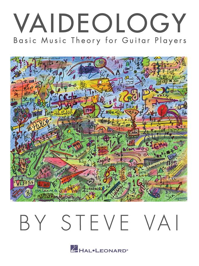 Vaideology Basic Music Theory For Guitar Players Sheet Music
