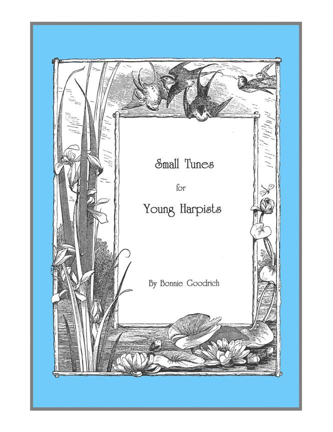 Goodrich Small Tunes For Young Harpists Sheet Music