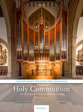 Oxford Hymn Settings For Organists Holy Communion Sheet Music