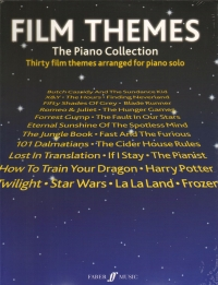 Film Themes The Piano Collection Sheet Music