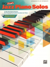 Big Phat Jazz Piano Solos Goodwin + Online Sheet Music