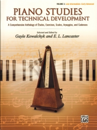 Piano Studies For Technical Development Vol 2 Sheet Music
