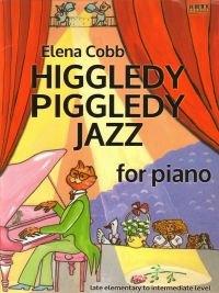 Cobb Higgledy Piggledy Jazz Piano Sheet Music