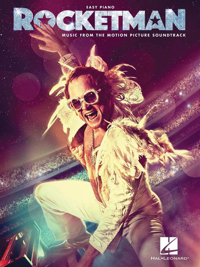 Rocketman Music From The Motion Picture Easy Piano Sheet Music