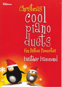 Christmas Cool Piano Duets Hammond Sheet Music