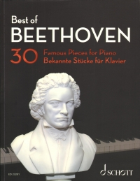 Best Of Beethoven Heumann Piano Sheet Music