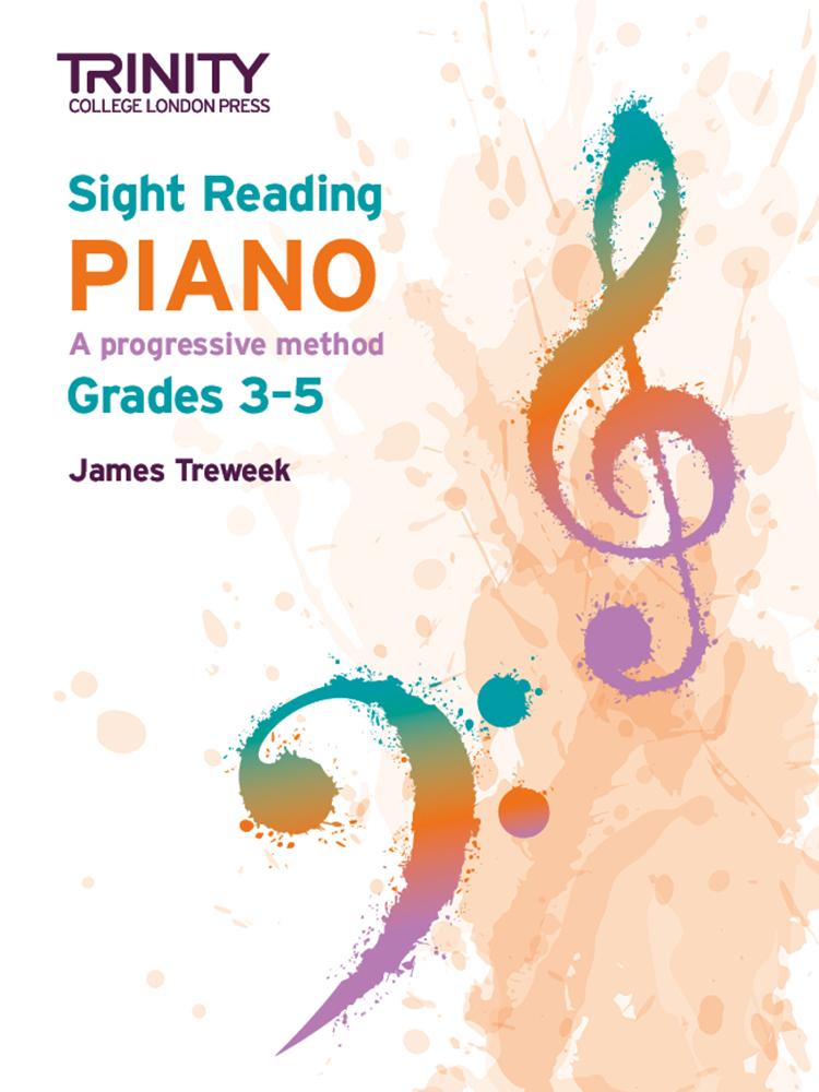 Trinity Piano Sight Reading Grades 3 - 5 Sheet Music