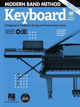 Modern Band Method Keyboard Book 1 Sheet Music