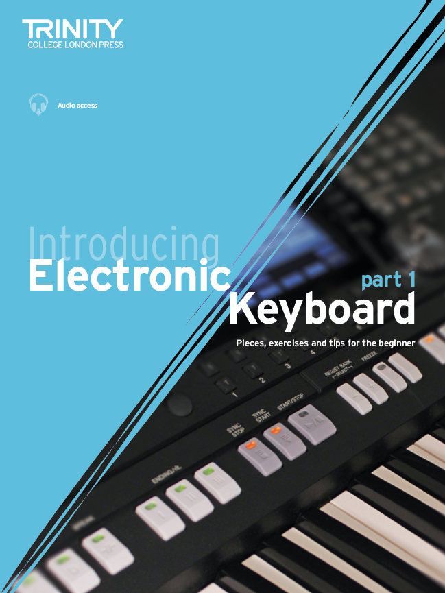 Trinity Introducing Electronic Keyboard Part 1 Sheet Music