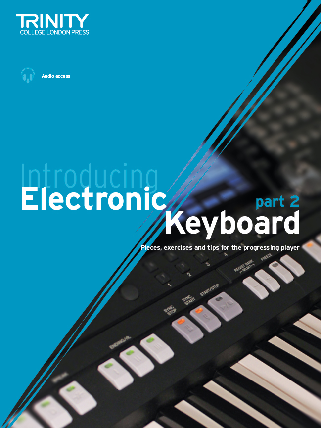 Trinity Introducing Electronic Keyboard Part 2 Sheet Music
