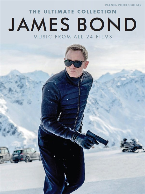 JAMES BOND THE ULTIMATE COLLECTION 24 Films pvg