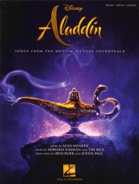 Aladdin Songs From The Motion Picture Pvg Sheet Music