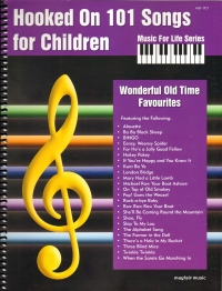 Hooked On 101 Songs For Children Sheet Music