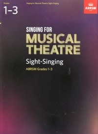 Singing For Musical Theatre Sight Singing Gr 1-3 Sheet Music