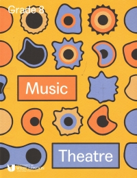 Lcm Music Theatre Grade 8 2019-2021 Sheet Music