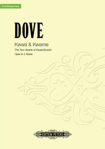 Dove Kwasi & Kwame Vocal Score Sheet Music